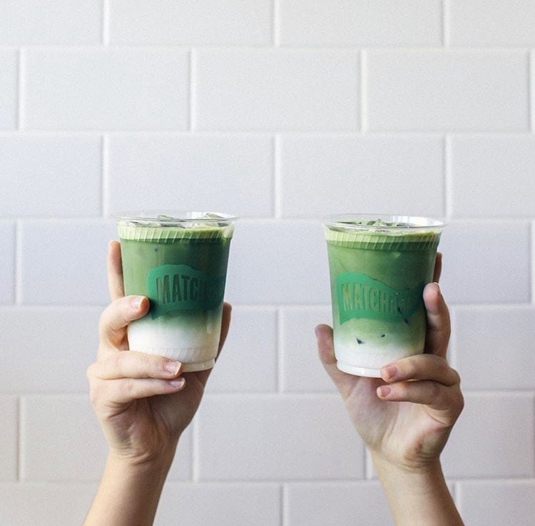 MatchaBar Los Angeles Matcha Cafe to get your matcha fix