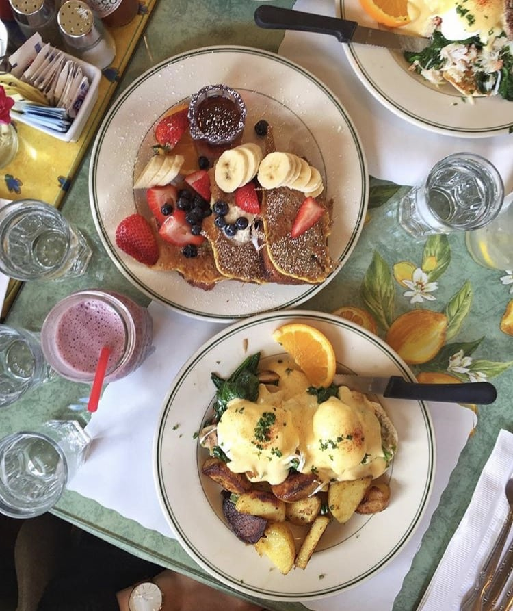 Mama's on Washington square Best Brunch Spots in San Francisco
