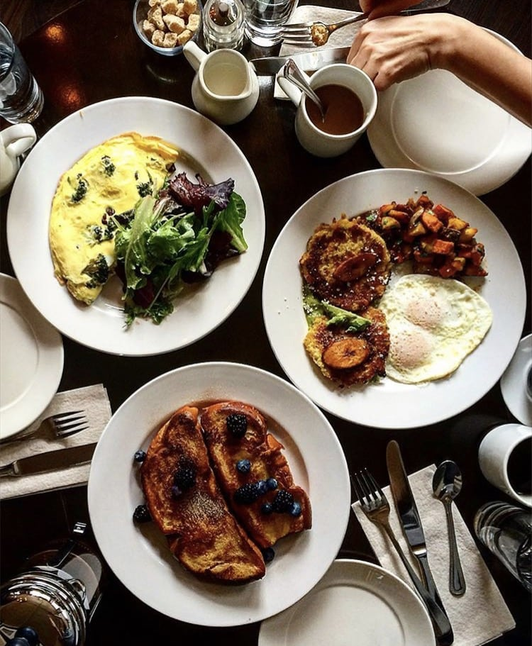 Olea Restaurant San Francisco Best Brunch Spots