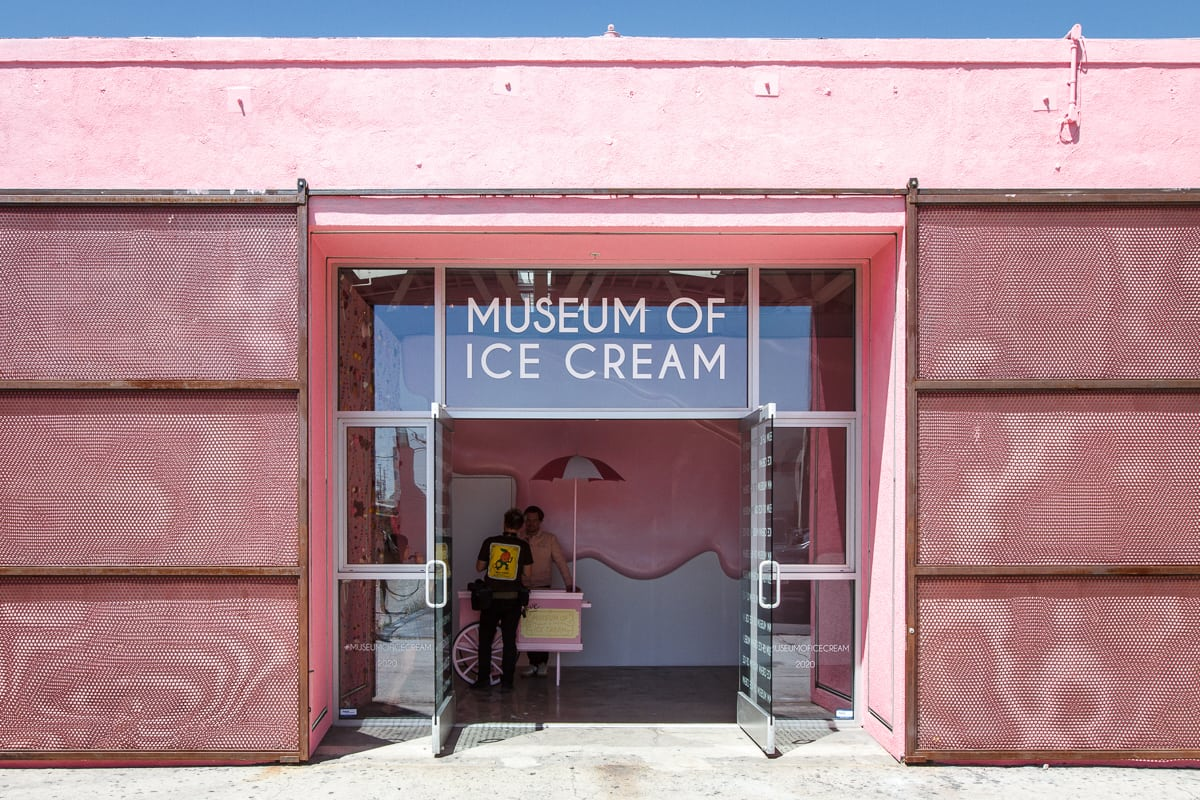 The Quot Museum Of Ice Cream Quot Opens In L A And Has Every