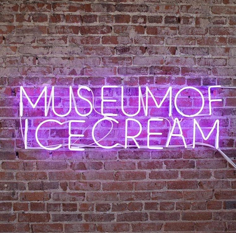 Museum of Ice Cream Opens in LA
