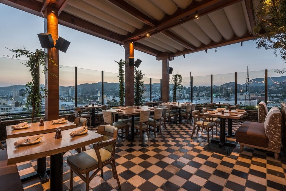 The Best Rooftop Bars With Amazing Views In Los Angeles Blog