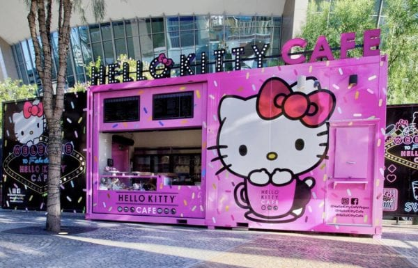 Hello Kitty Cafe Las Vegas
